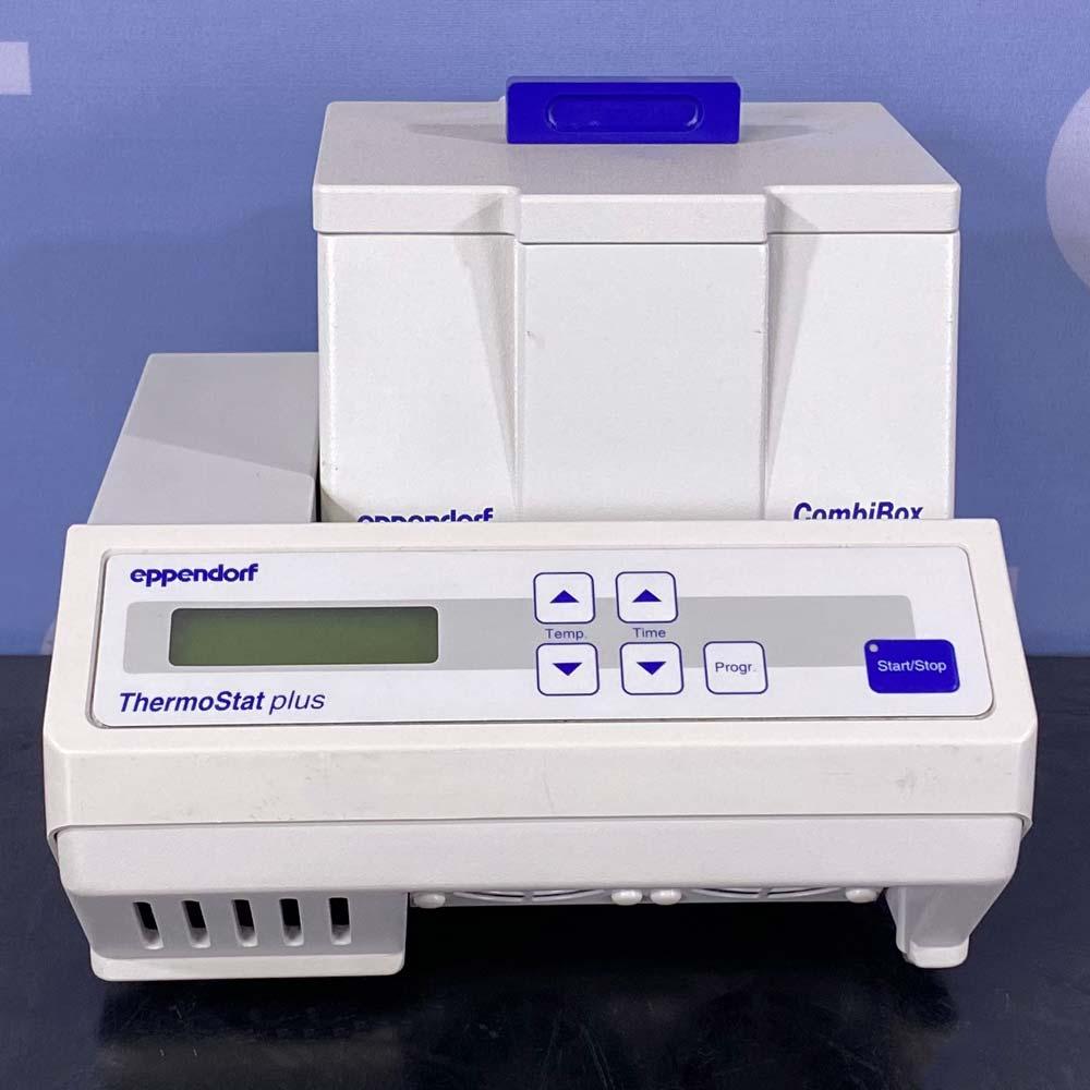 Eppendorf ThermoStat Plus With CombiBox Image