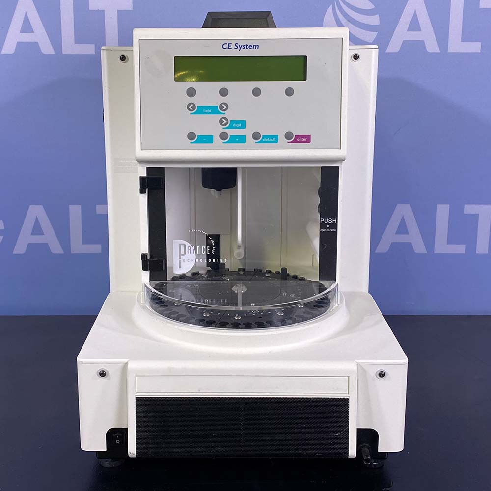 Prince Technologies Capillary Electrophoresis System 0500.016/CL  Image