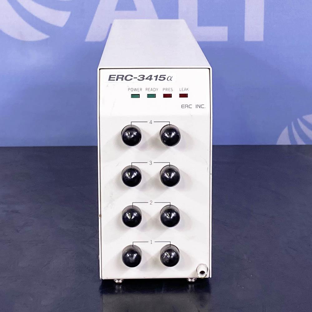 ERC Inc. ERC-3415a 4 Channel Vacuum Degasser Image