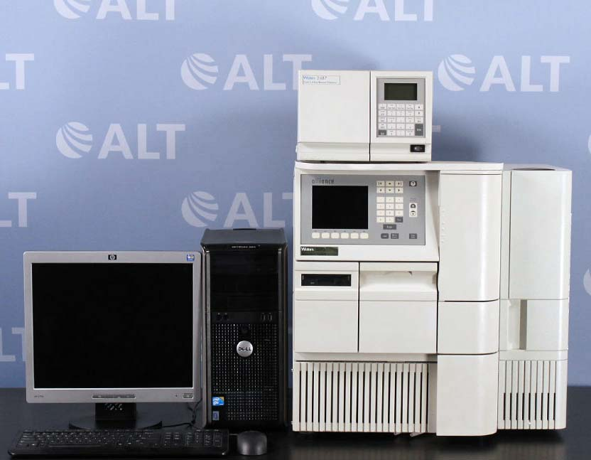 Waters Alliance 2695 HPLC with 2487 Dual Absorbance Detector Image
