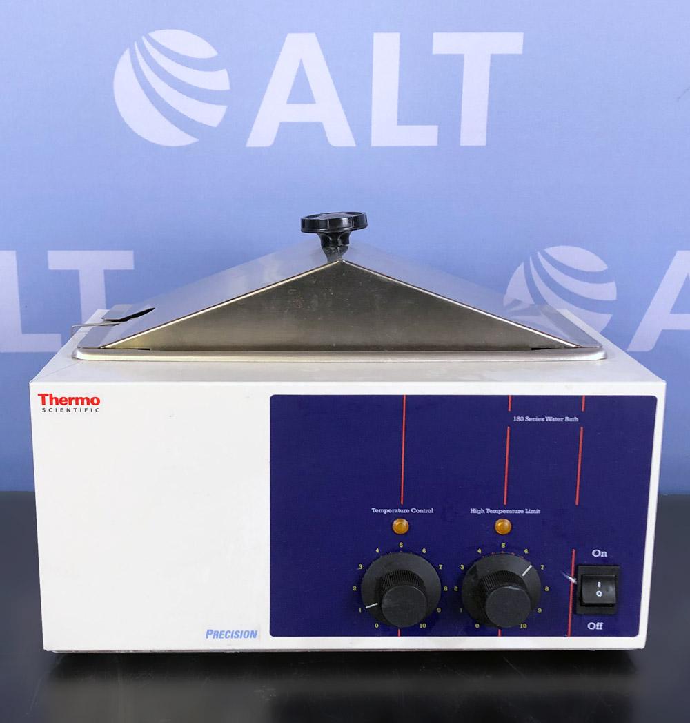 Precision Scientific 180 Series Stainless Steel Water Bath, 1.5 Liter, 225 Watt Image