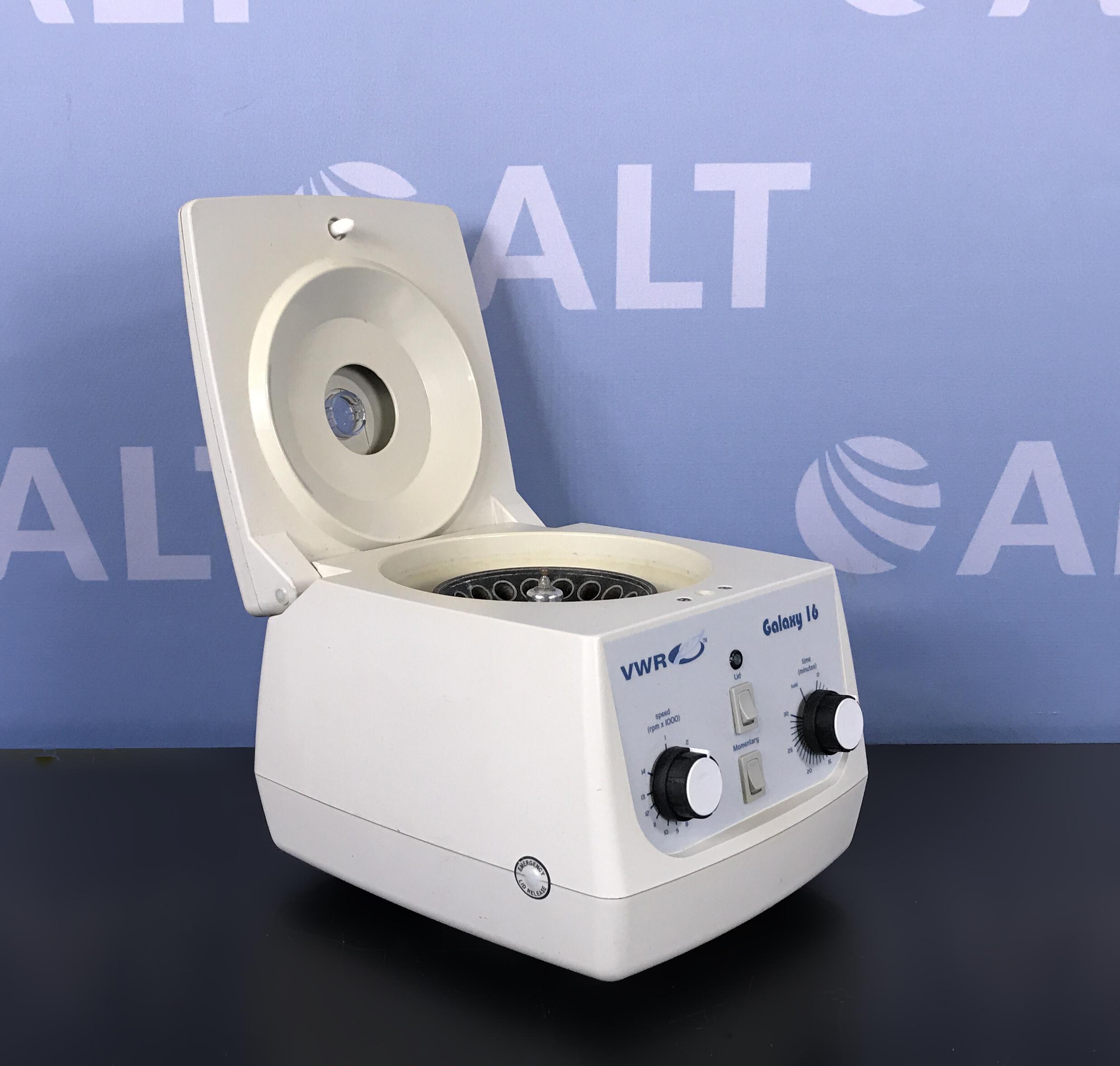 VWR Galaxy 16 Analog Microcentrifuge Image