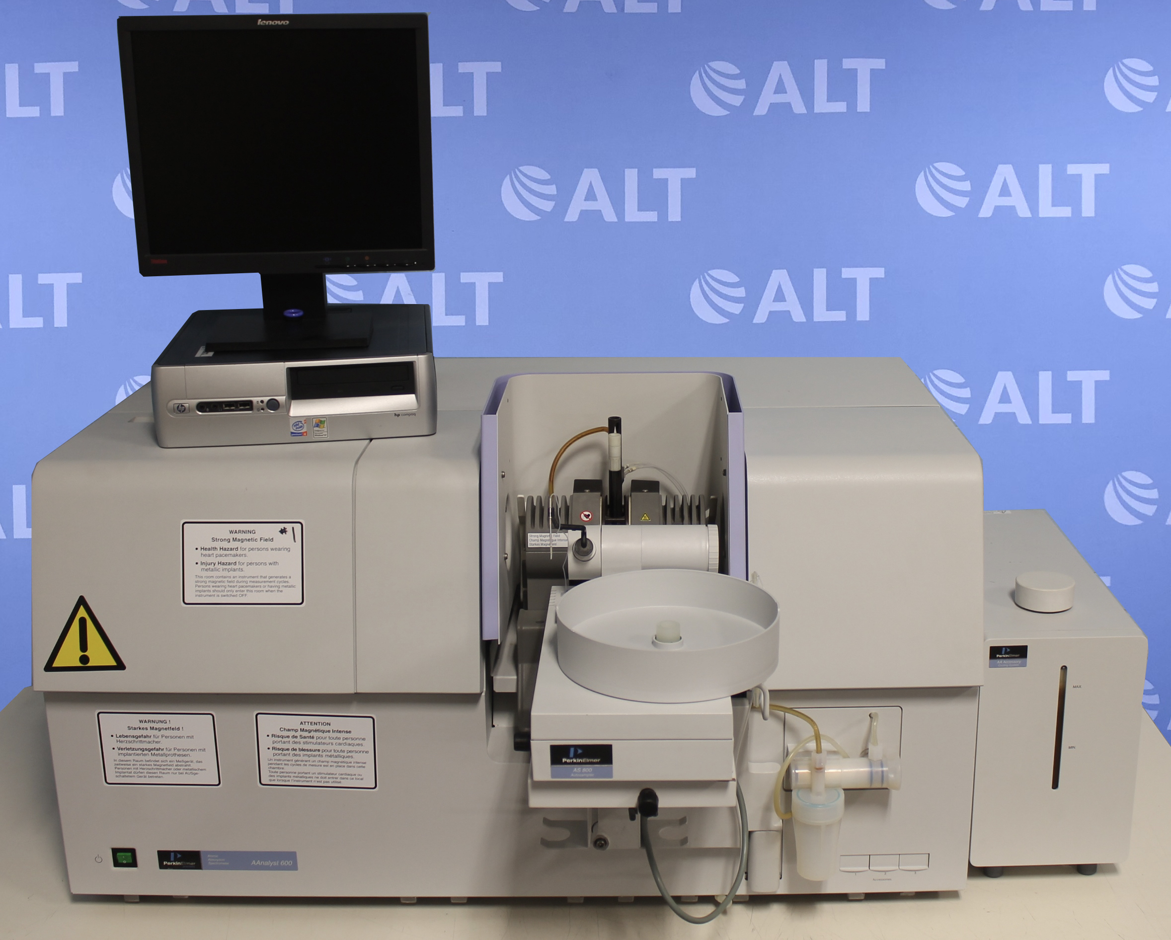 PerkinElmer AAnalyst 800 Atomic Absorption Spectrometer Image