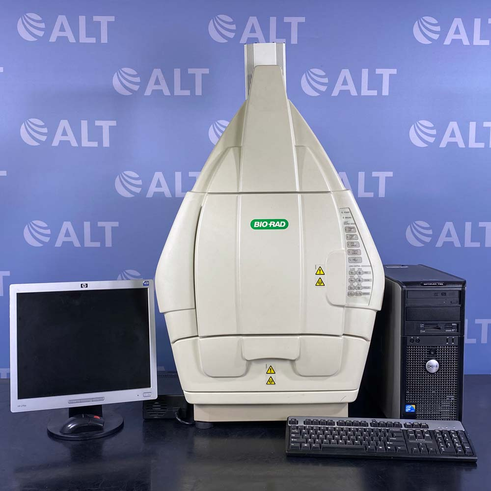 Bio-Rad ChemiDoc XRS System with Universal Hood II Image