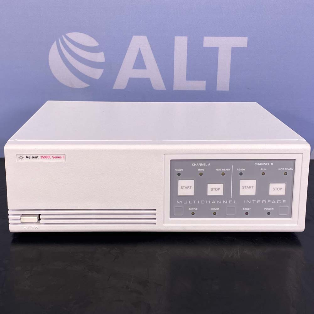 Agilent Technologies 35900E Multi Channel Interface with JetDirect Card Image