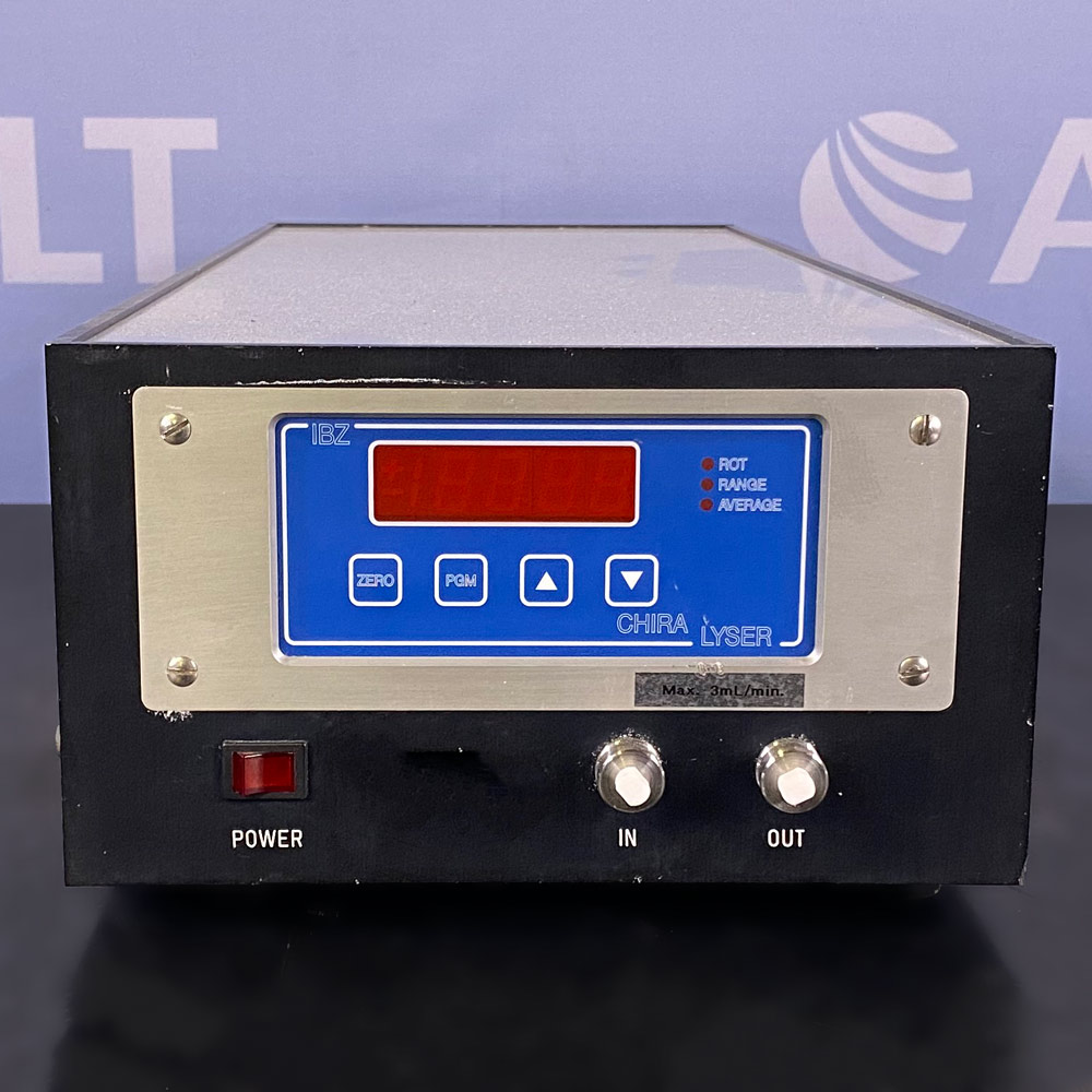 IBZ MESSTECHNIK GMBH ChiraLyser Polarimetric Detector Image