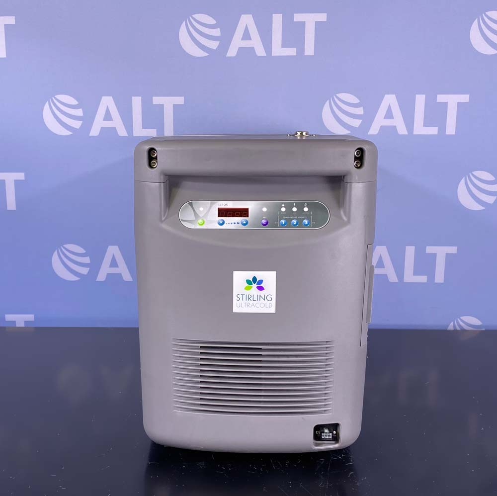 Stirling Ultracold Shuttle Portable Ultra-Low Temperature Freezer, -86°C, Model ULT-25NES Image