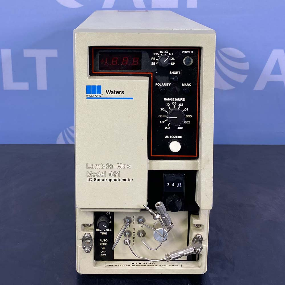 Waters 481 Lambda-Max LC Spectrophotometer Image