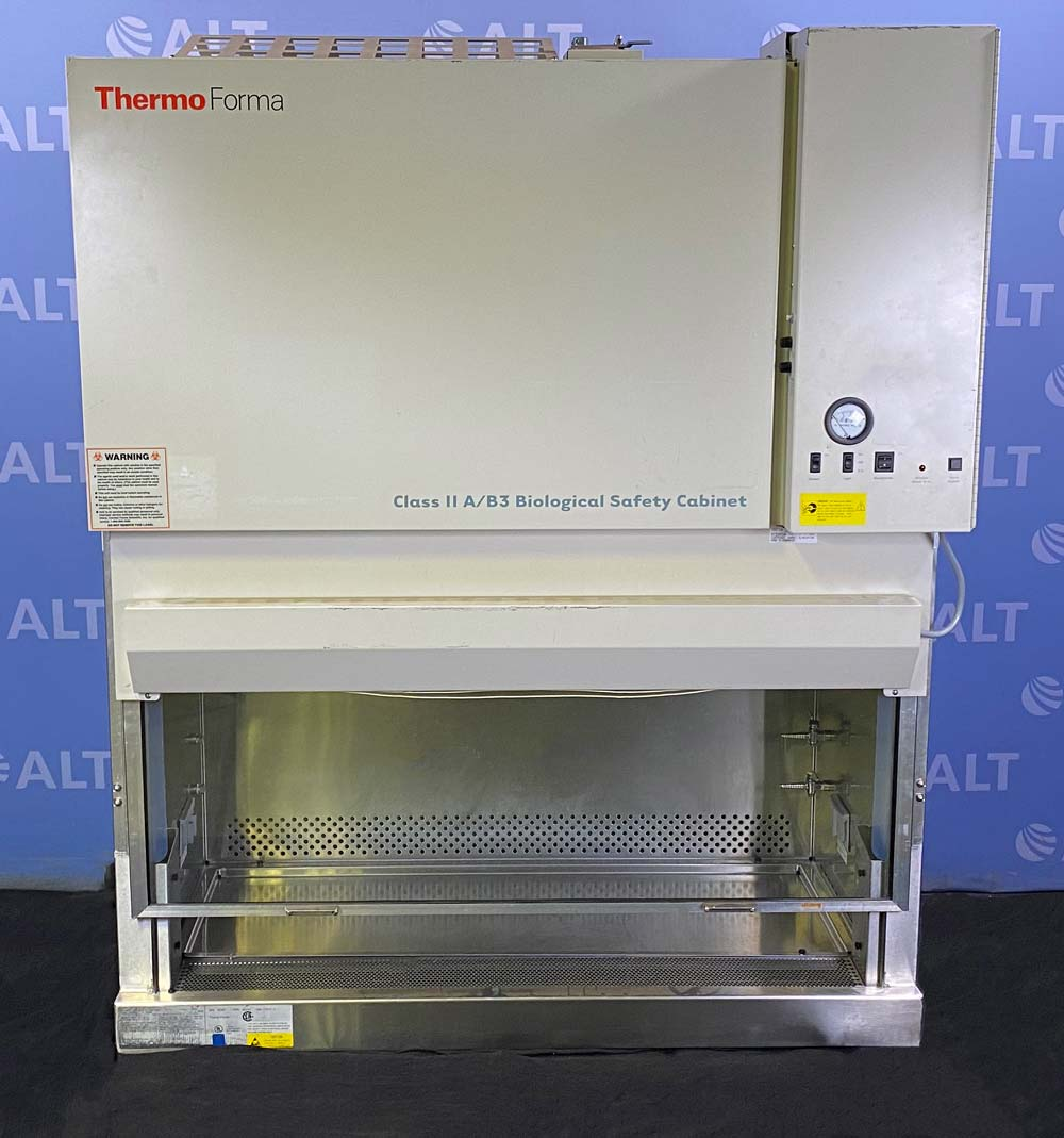Forma Scientific Class II Type A/B3 Biological Safety Cabinet Benchtop Model 1284 (4 ft) Image