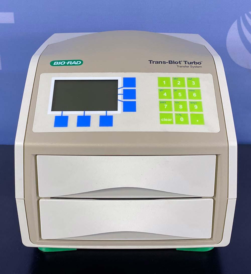 Bio-Rad Trans-Blot Turbo Transfer System Image