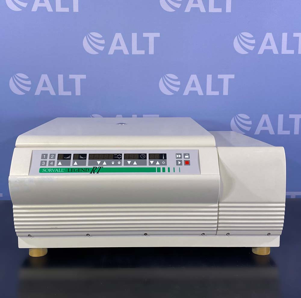 Sorvall Legend RT Refrigerated Tabletop Centrifuge Image