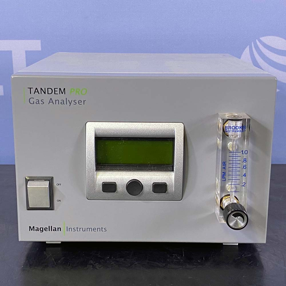 Magellan Instruments Tandem Pro Gas Analyzer Image