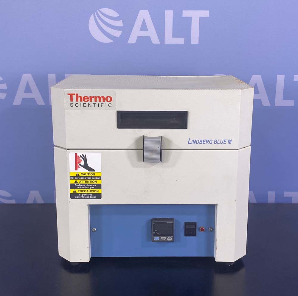Thermo Electron Corporation Lindberg/Blue M Tube Furnace, Model TF55035A-1 Image