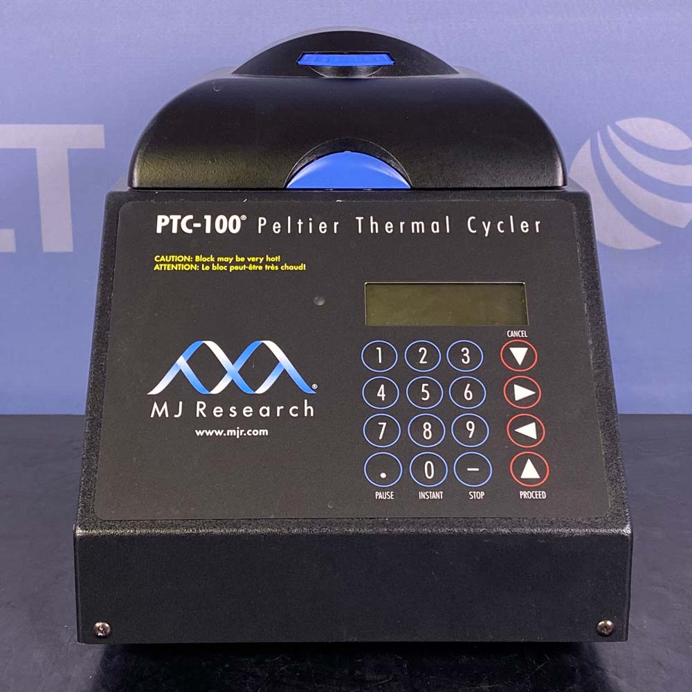 MJ Research PTC-100 Peltier Thermal Cycler Image
