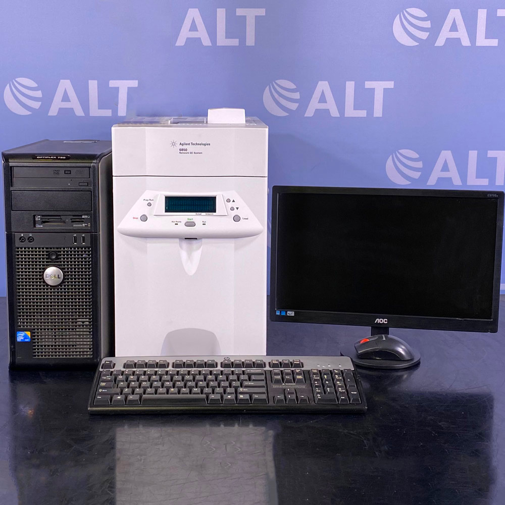 Agilent Technologies 6850 (G2630A) Network GC System Image