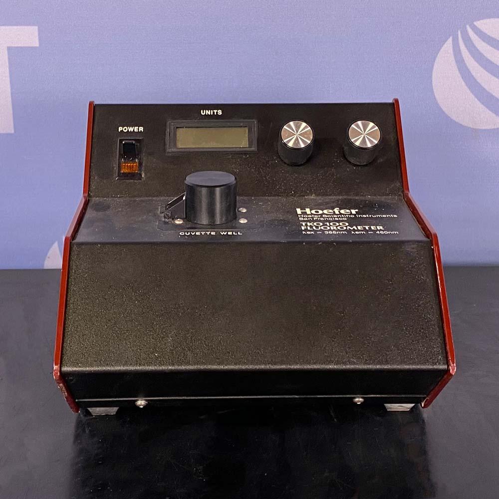 Hoefer Scientific TKO 100 Fluorometer Image