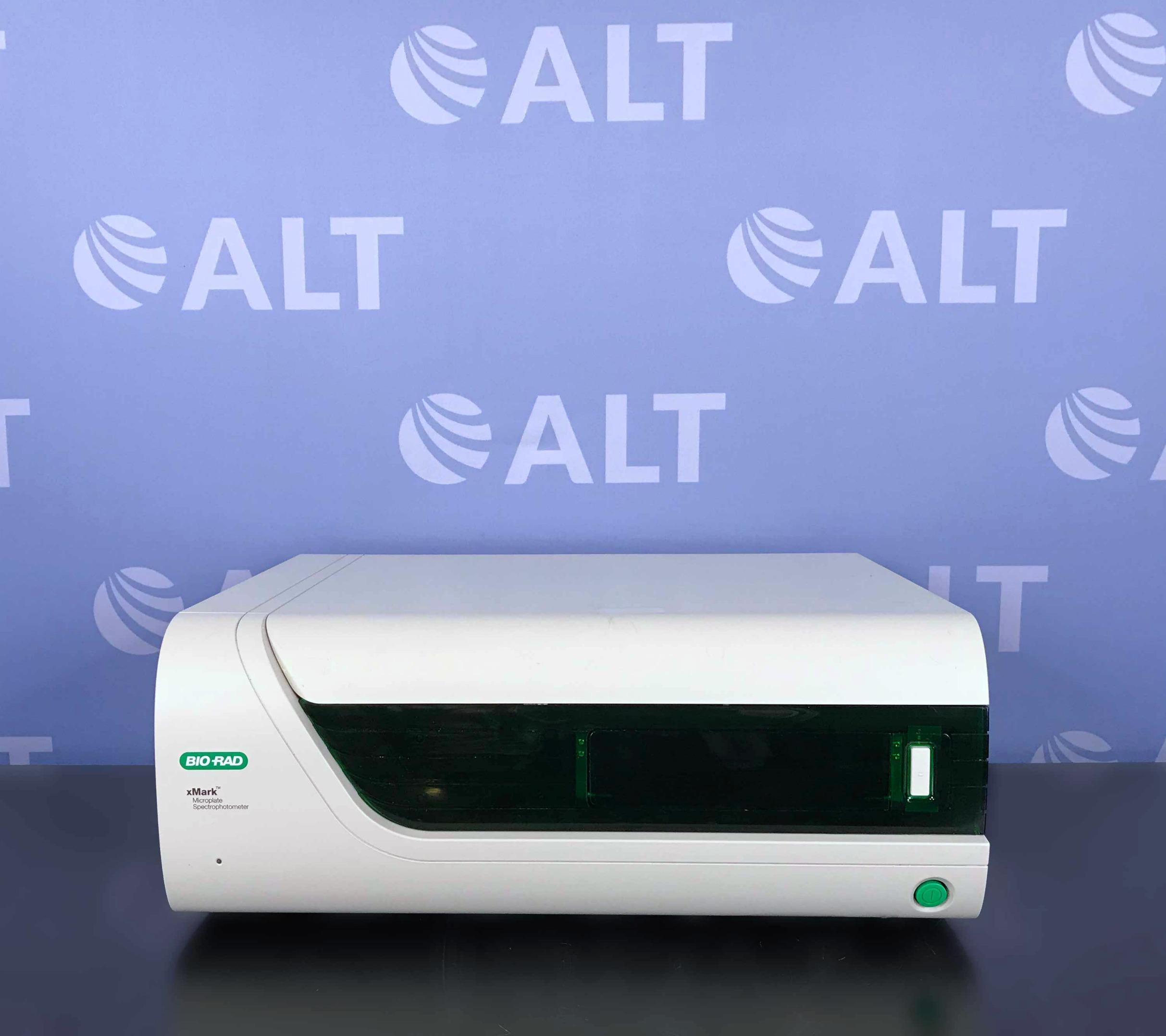 Bio-Rad xMark Microplate Absorbance Spectrophotometer Image