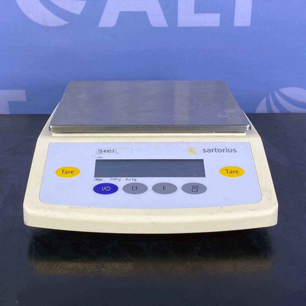 Sartorius Talent Analytical Balance, Model TE4100 Image