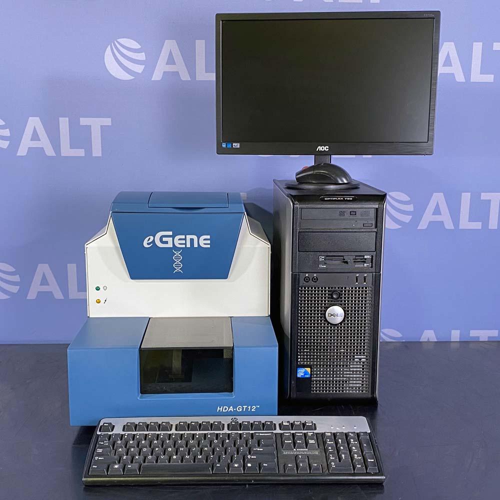 eGene HDA-GT12 System Image