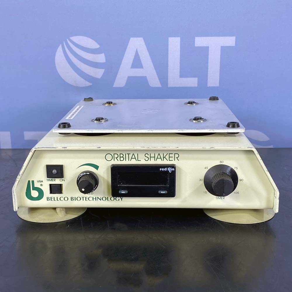 Bellco Glass, Inc. Digital Orbital Shaker, Model 7644-10115 Image