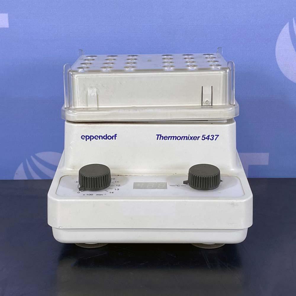 Eppendorf Thermomixer Model 5437 Image