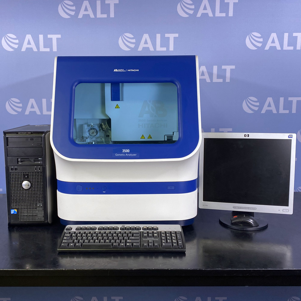 Applied Biosystems 3500 Genetic Analyzer Image