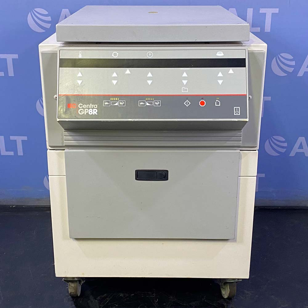 Thermo / IEC Centra GP8R Floor Model Refrigerated Centrifuge Image