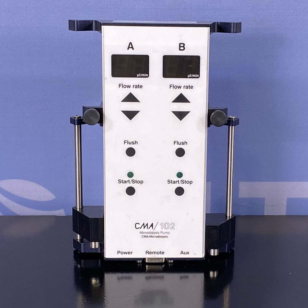 CMA  Model 102 CMA/102 Microdialysis Pump  Image