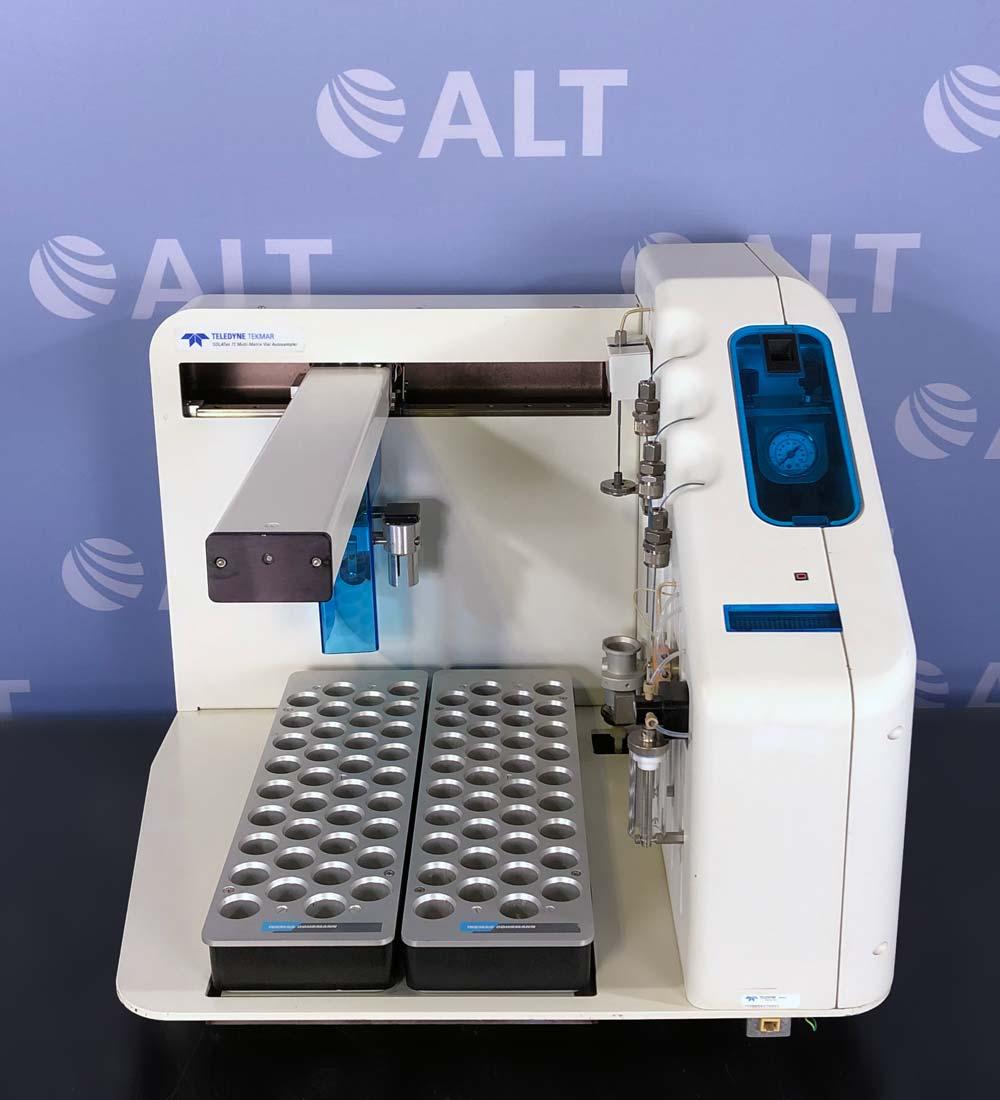 Teledyne Tekmar SOLATek 72 Multi-Matrix Vial Autosampler Image