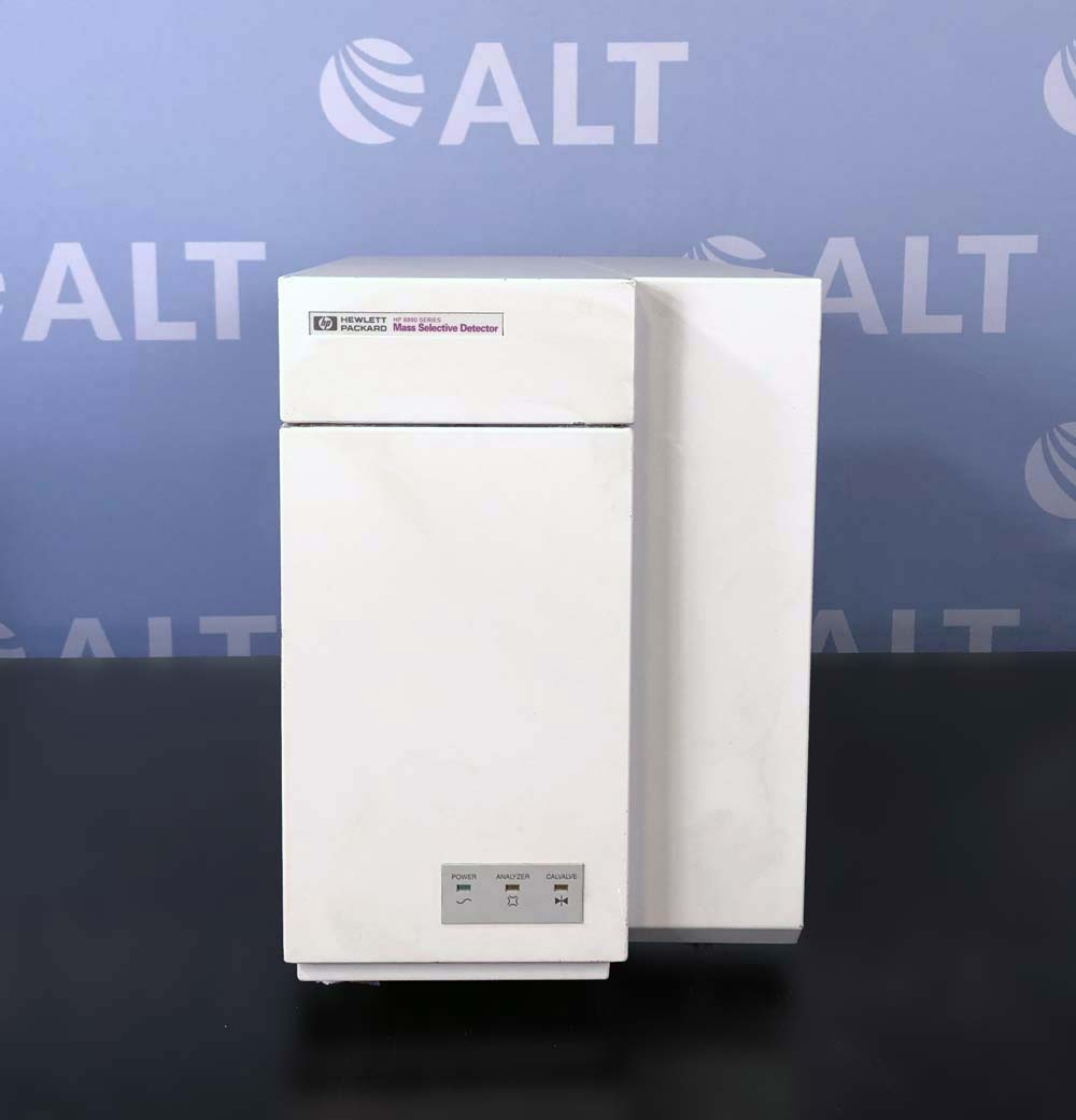 Hewlett Packard 5972A Mass Selective Detector Image