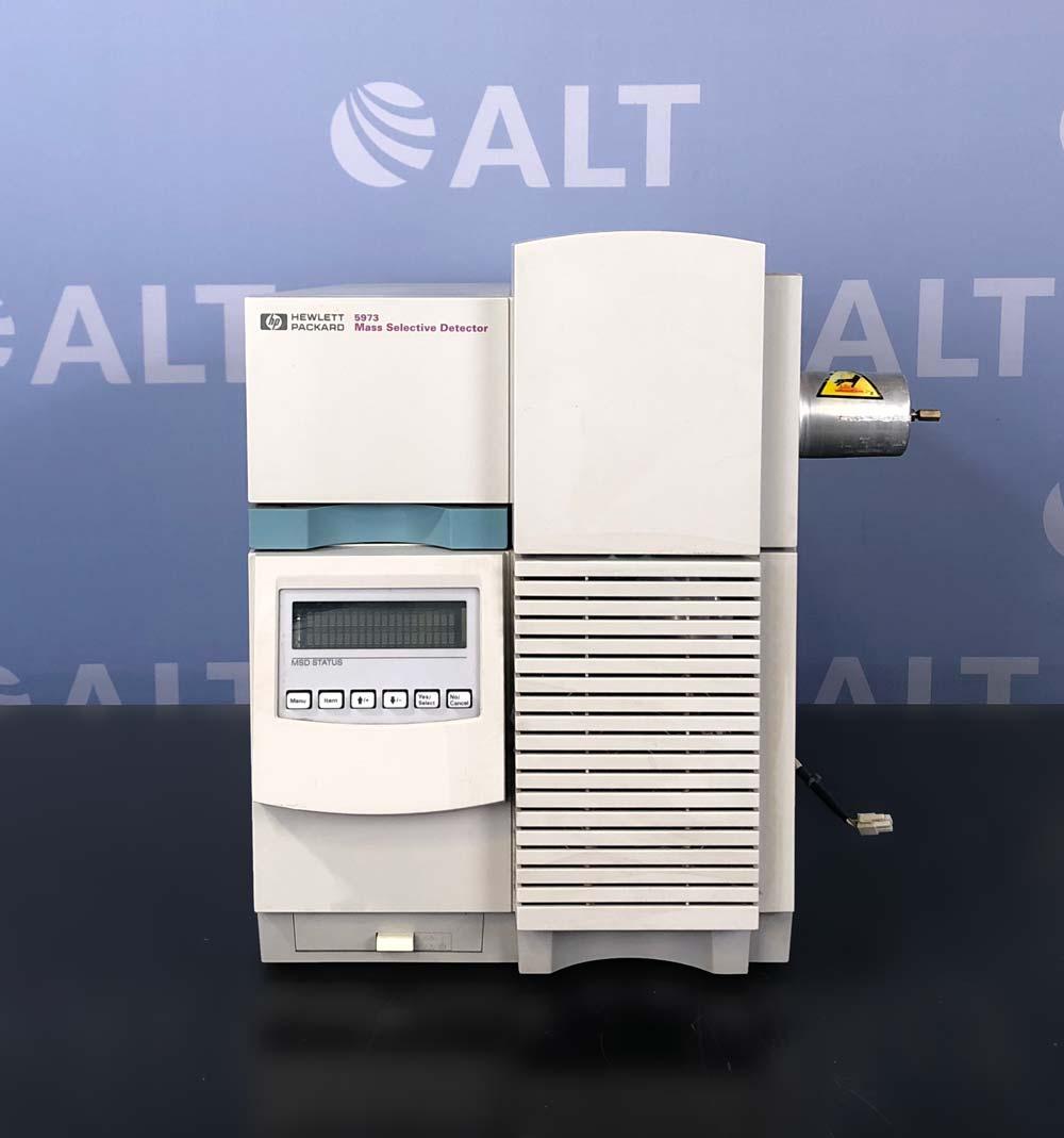 Hewlett Packard HP 5973 (G1099A) Mass Selective Detector Image