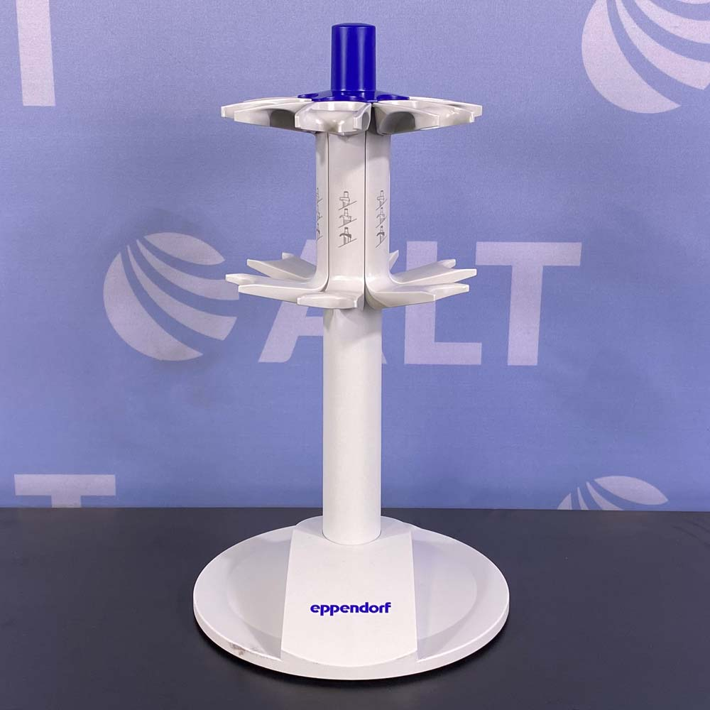 Eppendorf Research Plus Pipettor Stand Image