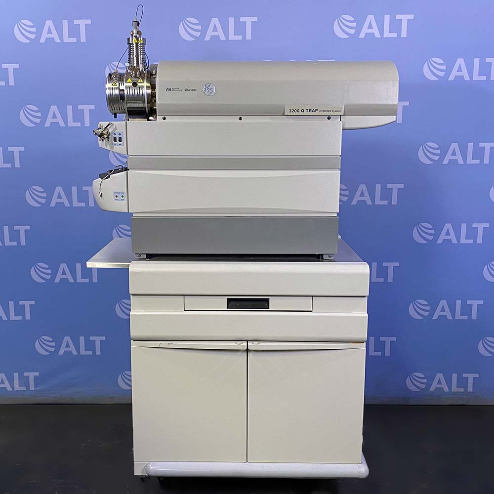 Applied Biosystems MDS Sciex 3200 QTRAP LC-MS/MS System Image