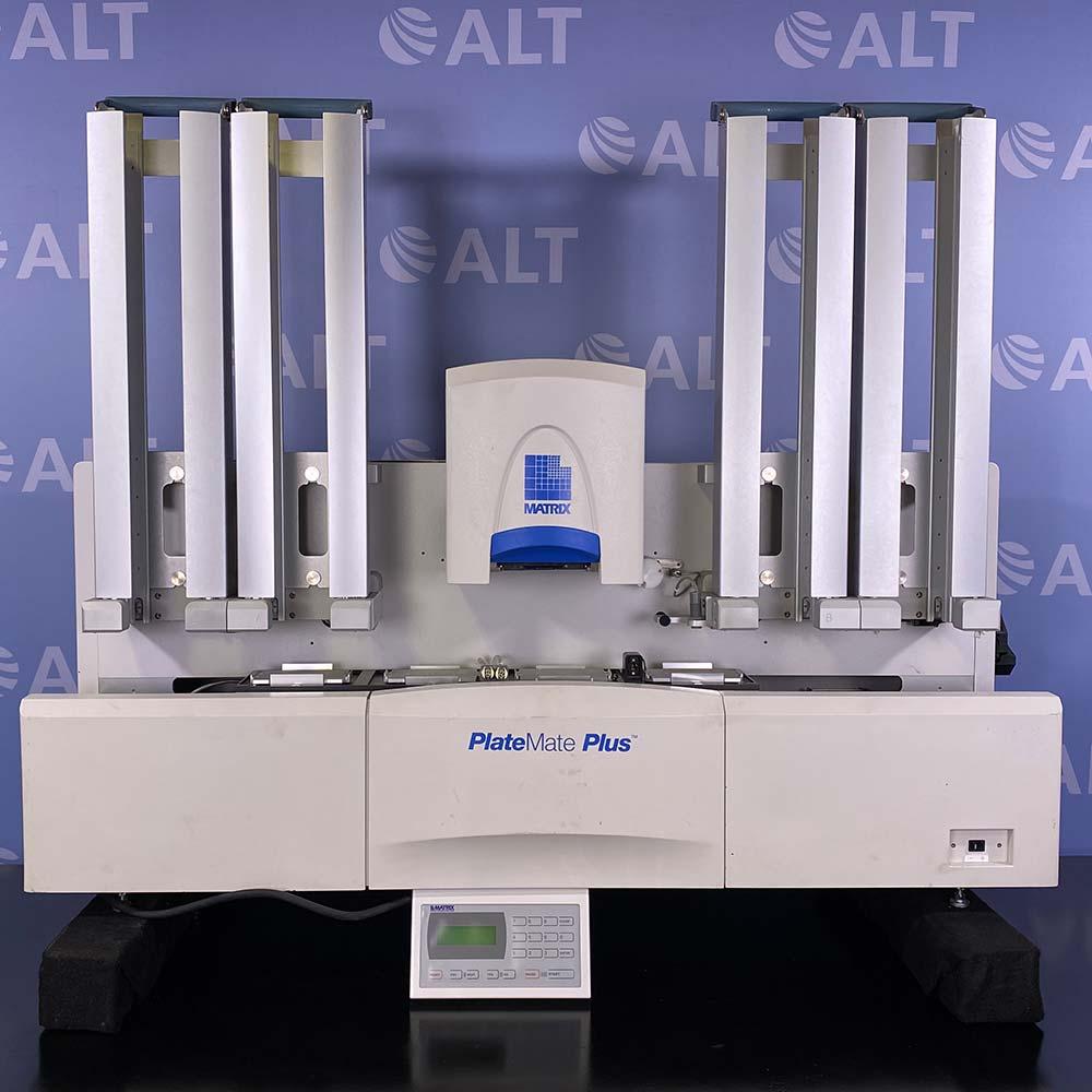 Matrix Technologies PlateMate Plus - 384 Head Image