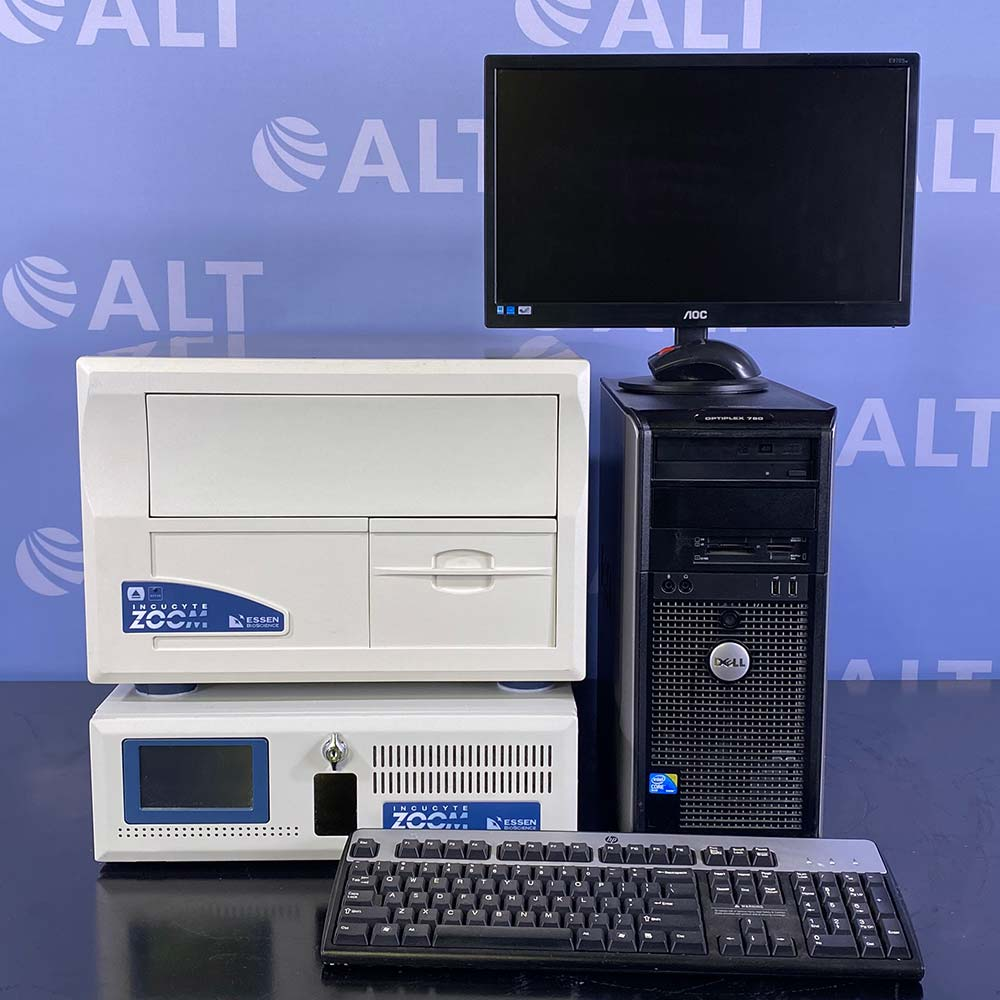 Essen Instruments Incucyte Zoom Microscope and Controller Image