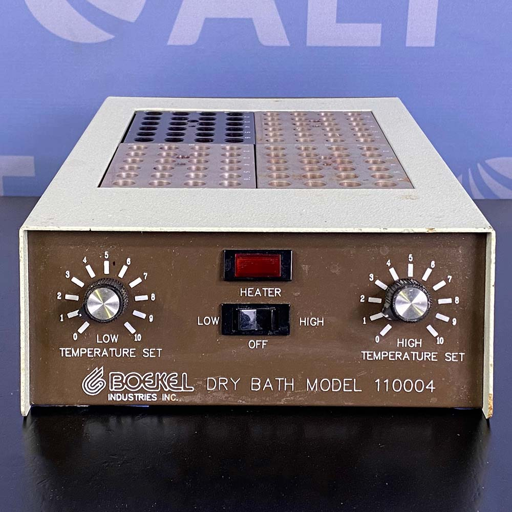 Boekel Scientific Dry Bath Model 110004 Image