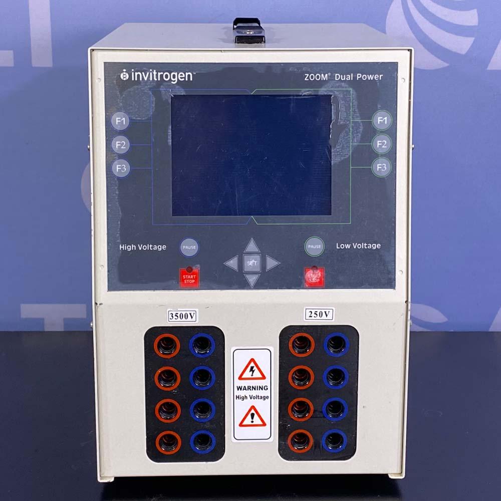 Invitrogen ZP10001 ZOOM Dual Power Supply Image