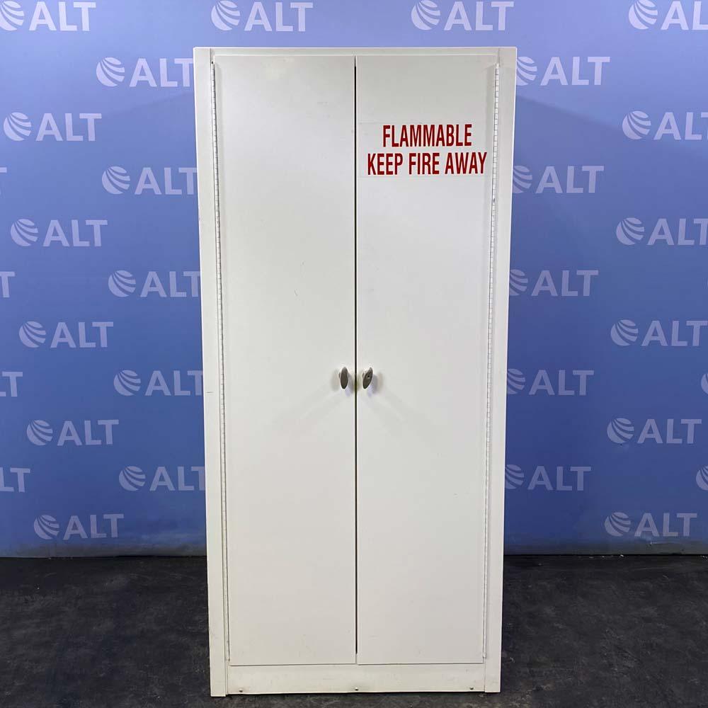 Fisher Hamilton 95 Gallon Flammable Materials Cabinet Image