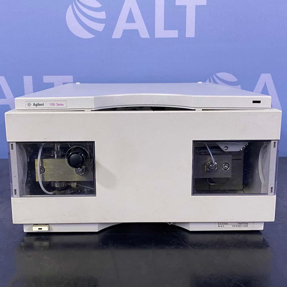 Agilent 1100 Series G1376A Capillary LC Pump Image