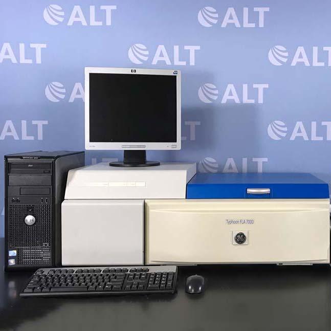 GE Healthcare Typhoon FLA 7000 Biomolecular Imager Image