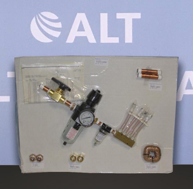 New Brunswick Scientific Co M1273-5002 Air Regulator/Filter Kit - NEW Image