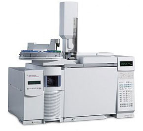 Agilent Certified Pre-owned 6890N - 5973N GCMS System with Standard Turbo Pump G3614A Image