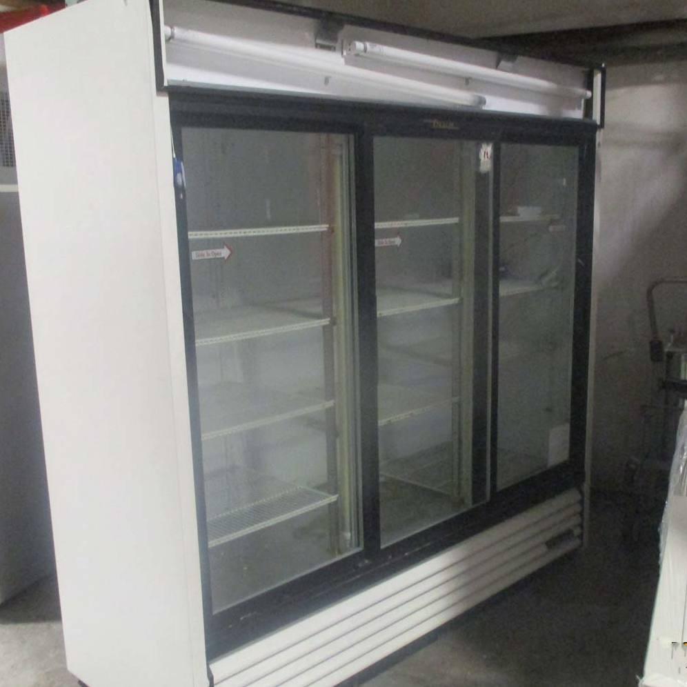 TRUE GDM-69 3-door Refrigerator Image