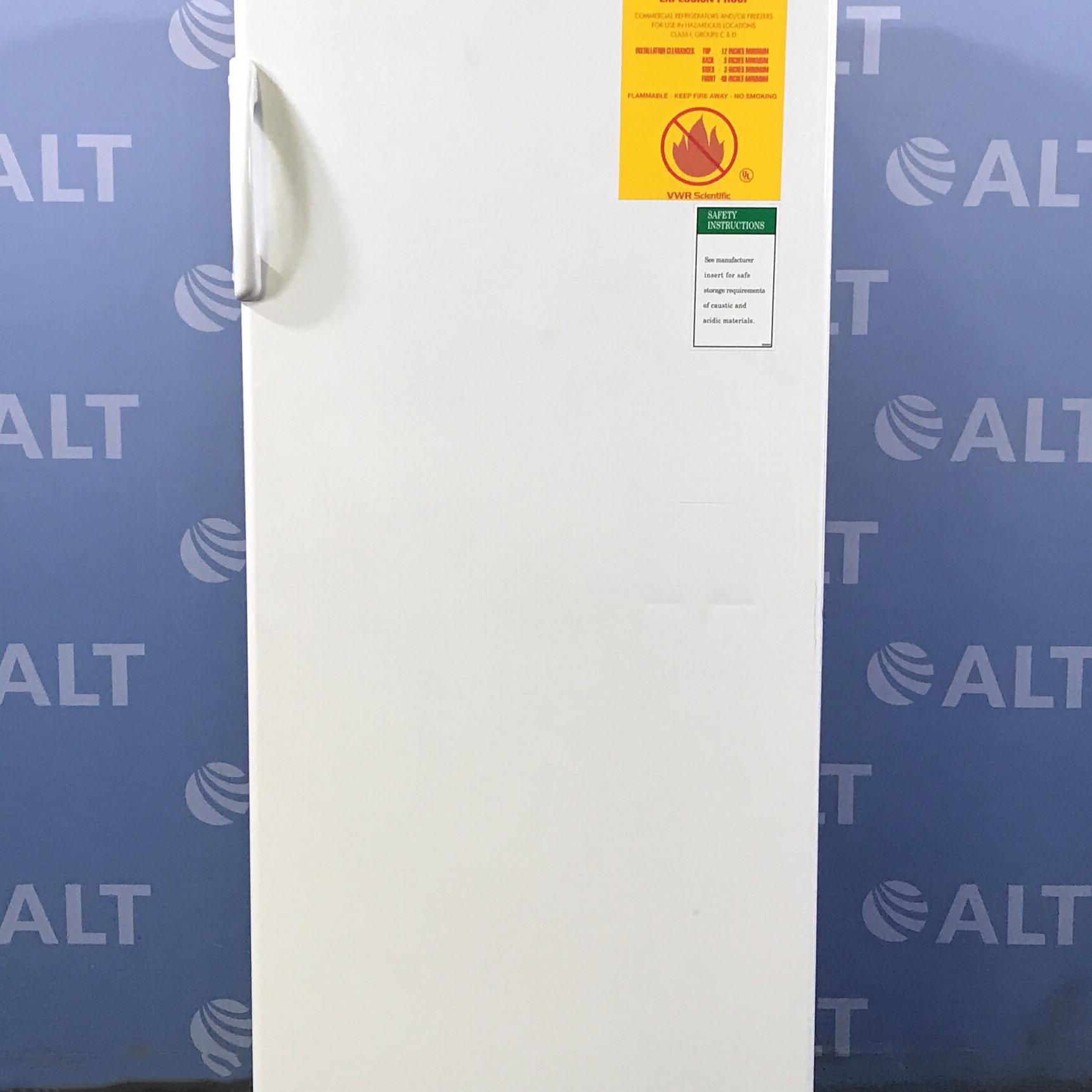VWR Explosion Proof Refrigerator Model R414XA15 Image