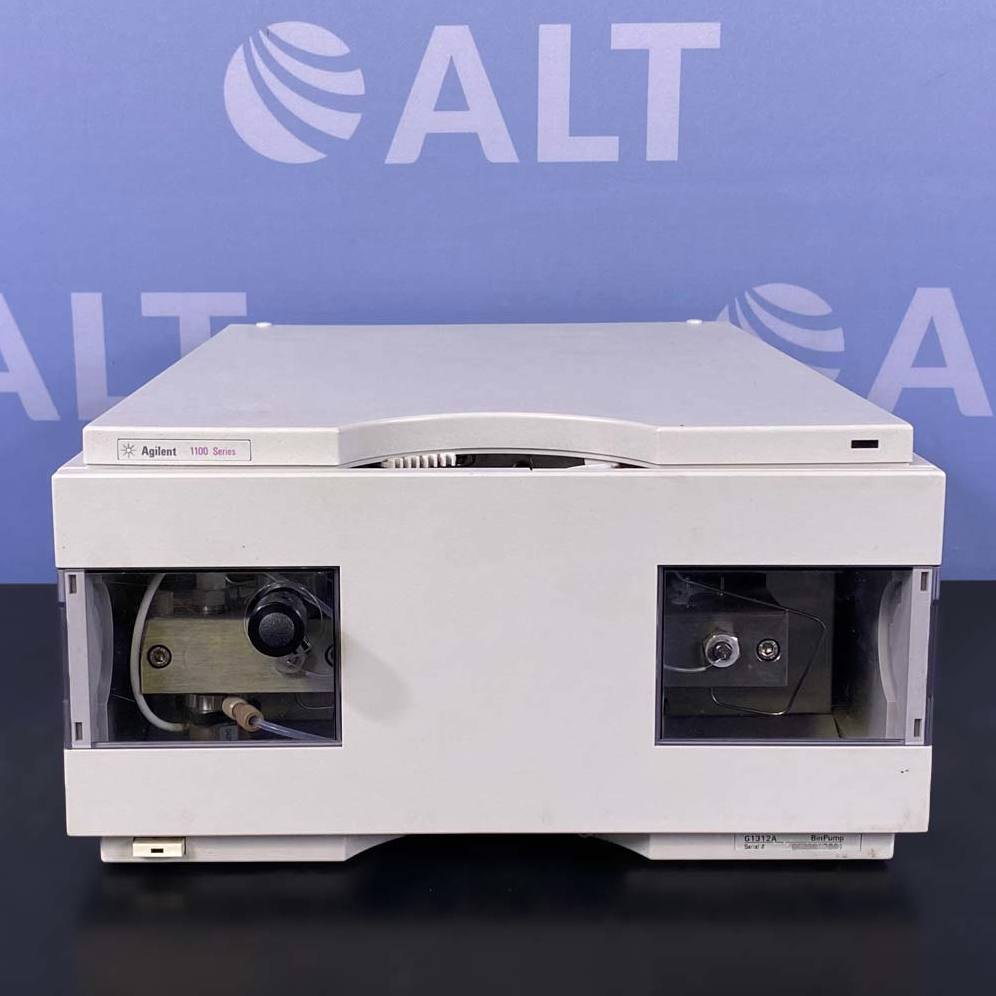 Agilent Technologies 1100 Series Binary Pump, Model G1312A Image
