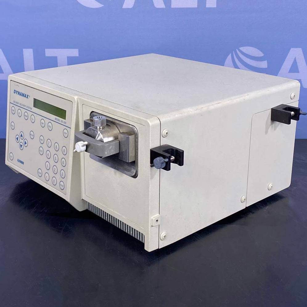 Rainin Dynamax Solvent Delivery System Model SD-200 Image