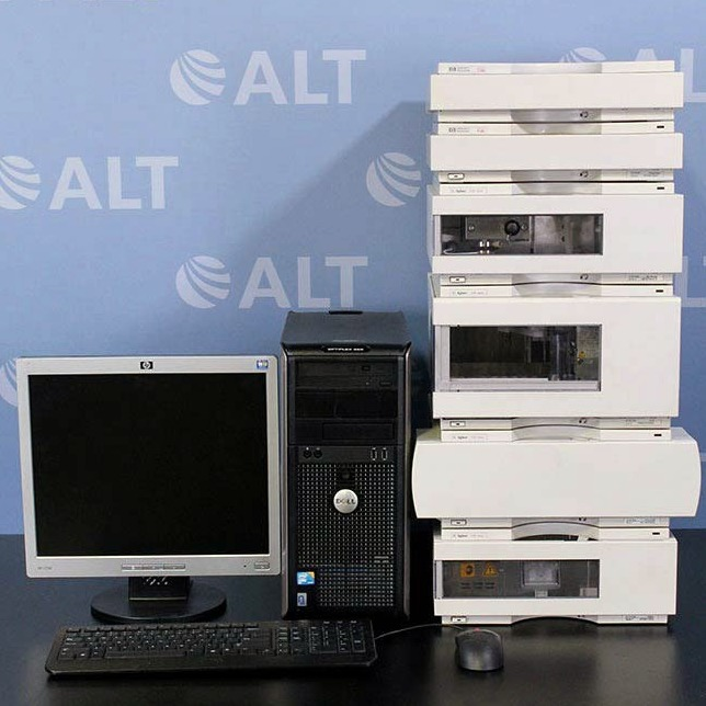 1100 Series HPLC System with G1314A VWD Name