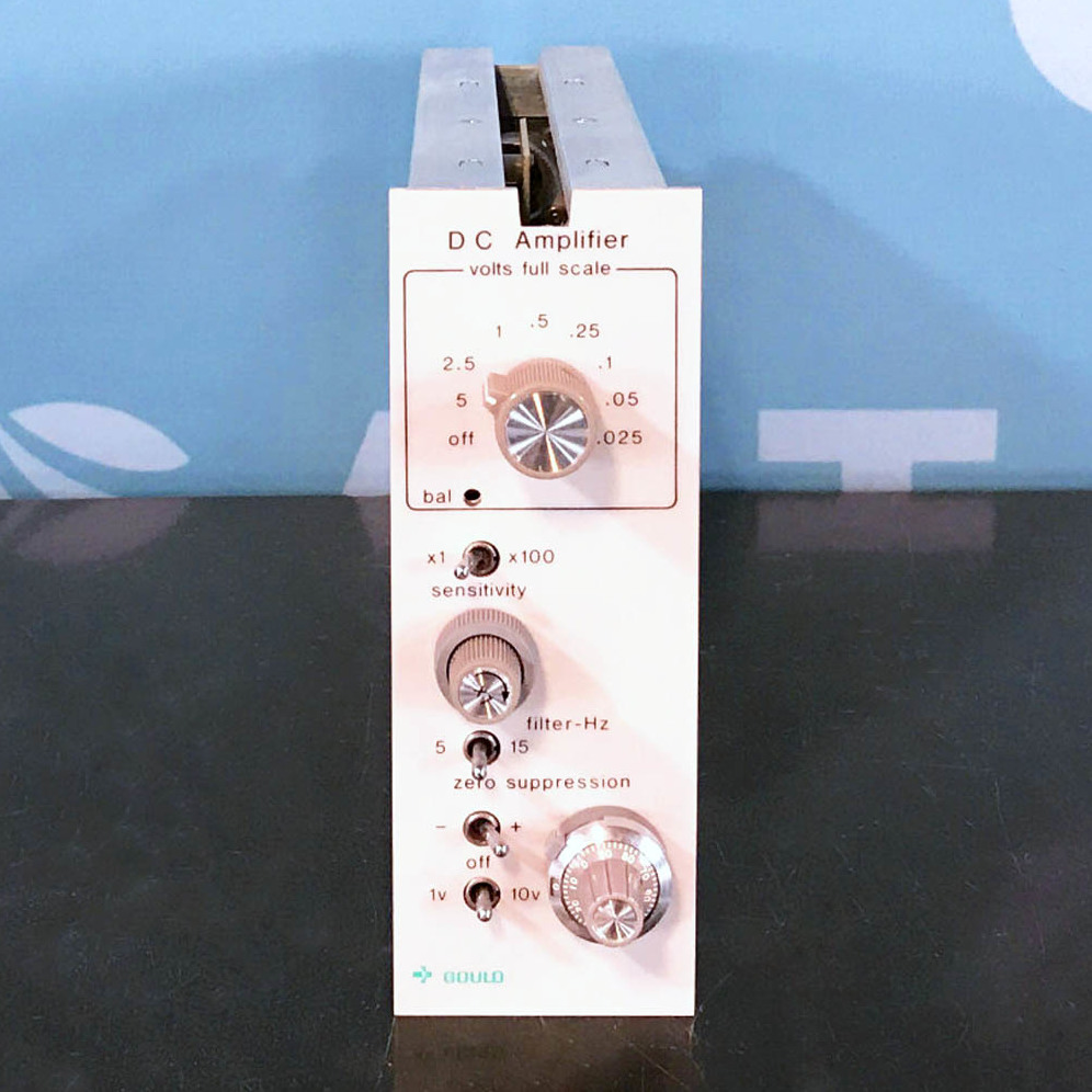 Gould DC Amplifier Plug-in Image