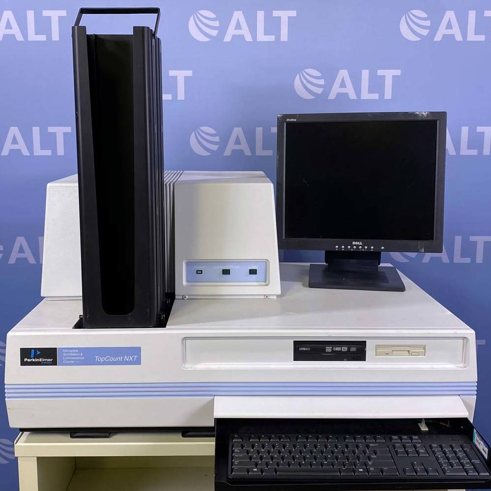 PerkinElmer TopCount NXT Microplate Scintillation and Luminescence Counter, Model C991200 Image