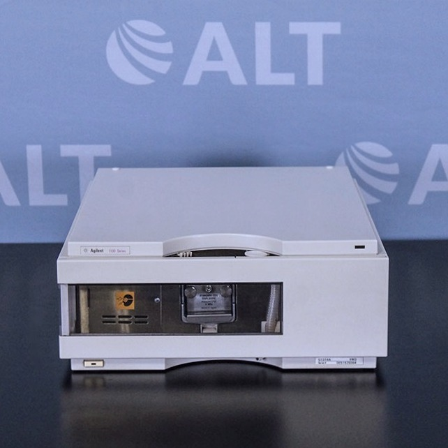 Agilent 1100 Series G1314A Variable Wavelength Detector (VWD) Image
